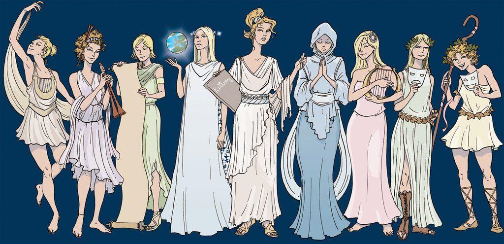 mitologia-grega-musas