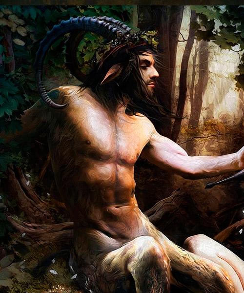 mitologia-grega-hibridos-satiros