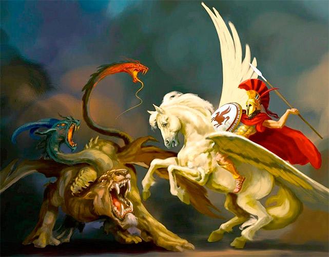 mitologia-grega-quimera-belerofonte