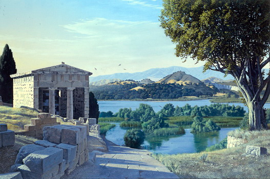 mitologia-grega-baucis-e-filemon-templo